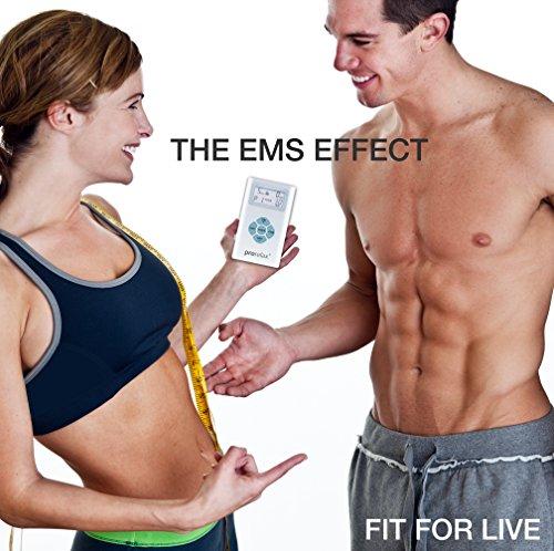 prorelax TENS + EMS Duo. Elektrostimulationsgerät, 2 Therapien mit einem Gerät - 7