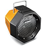 Yamaha PDXB11OR Station d'accueil portable avec bluetooth Fonctionne sure piles Orange