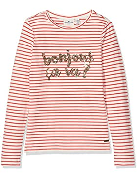 TOM TAILOR Kids Mädchen T-Shirt Longsleeve with Stripes