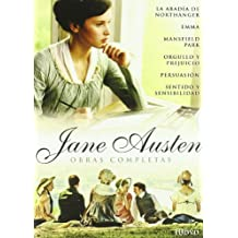 Jane Austen Obras Completas