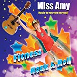 Fitness Rock & Roll by Miss Amy (2014-08-03)