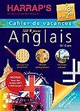 Harrap's cahier de vacances Anglais 3ème