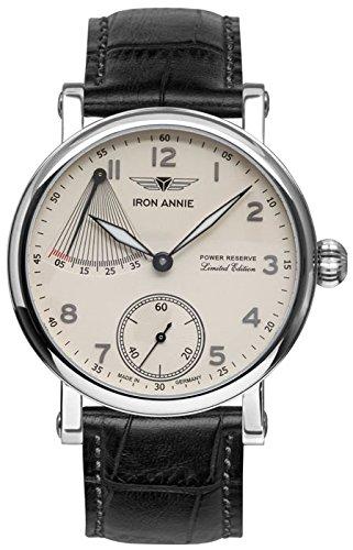 Junkers Armbanduhr 5900-5 Herrenuhr