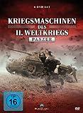 Kriegsmaschinen des II. Weltkriegs - Panzer [4 DVDs]