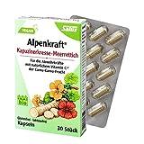 Alpenkraft® Kapuzinerkresse-Meerrettich Kapseln für die Abwehrkräfte mit natürli (1 Stk)