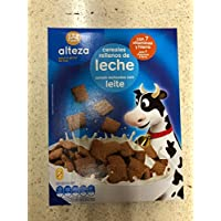 Cereales Chocolateados Con Leche Y Relleno De 7 Vitaminas Distintas Y De Hierro