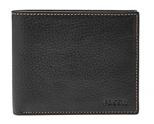 fossil-lincoln-large-coin-pocket-bifold-black