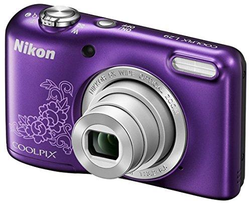CAMARA DIGITAL NIKON COOLPIX L29 MORADA 16M ZO 5X (Nikon L29-digitalkamera)