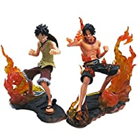 ONE PIECE Luffy and Ace Action Figure Toy Nice gift for Friends