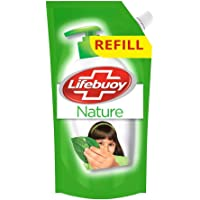 Lifebuoy Nature Germ Protection Handwash Refill, 750 ml