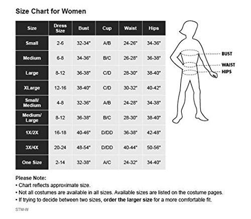 Imagen de disfraz de espantapájaros sexy para mujeres en varias tallas alternativa