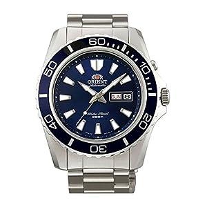 Orient Reloj Analogico para Hombre de Automático con Correa en Acero Inoxidable FEM75002D6