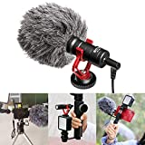 BOYA by-MM1 Universal Cardiod Shotgun Microphone Mini Mic for iOS iPhone 8 8