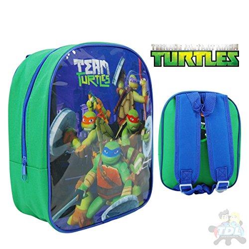 Teenage Mutant Ninja Turtles 1023ahv-6669-41cm große Rucksack