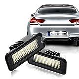 AMBOTHER LED Kennzeichenbeleuchtung Nummernschilder Licht Golf 4/5/6 Passat POLO