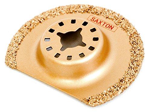 SH15MXF 15 Saxton Sägeblatt Mix F - Multi Talent Fein Multimaster Bosch Makita Milwaukee Schwingmultitool