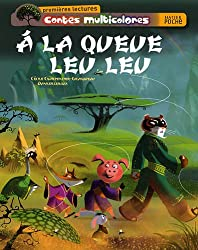 Contes multicolores, Tome 54 : A la queue Leu Leu