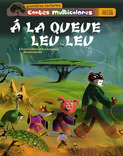 Contes multicolores, Tome 54 : A la queue Leu Leu