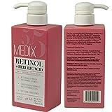Medix 5.5 Retinol Cream with Ferulic Acid Anti-Sagging Treatment. Targets Crepey Wrinkles