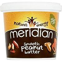 Meridian Natural Peanut Butter 1kg Smooth