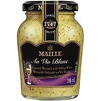 Maille Mostaza Fine Selection al Vino Blanco - 200 gr