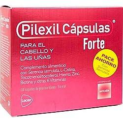 PILEXIL FORTE 150 CAPS PACK AHORRO