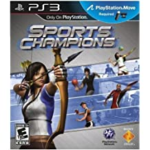Sony Sports Champions, PS3 - Juego (PS3)