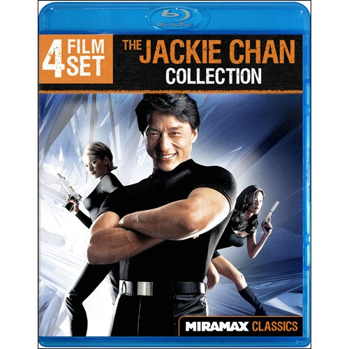 Jackie Chan 4 Film Collection [Blu-ray] (Jackie Blu-ray Chan Collection)