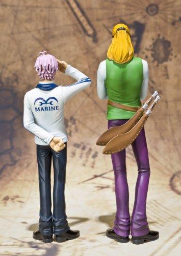 Figuarts Zero Coby & Helmeppo (PVC Figure) Bandai One Piece [JAPAN] [Toy] (japan import) 2