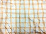 I Fabrics UK silk-acetate Taft kariert