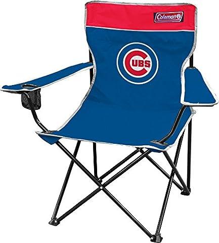 MLB Breitband Quad Stuhl, Chicago Cubs