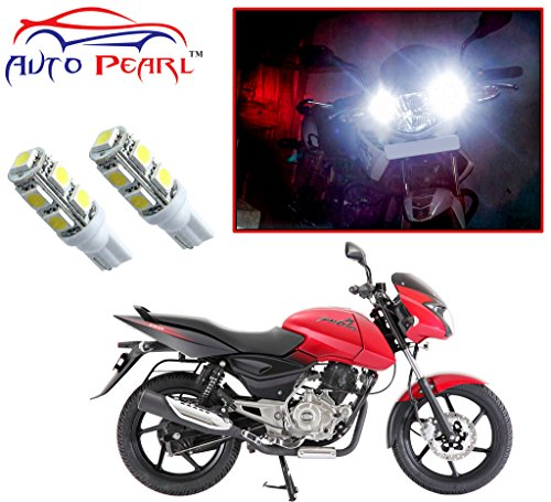 auto pearl - led parking bulb pilot light / daytime running lens led light (4040) for - bajaj pulsar 150 Auto Pearl – Led Parking Bulb Pilot Light / Daytime Running Lens Led Light (4040) For – Bajaj Pulsar 150 51BnI48jTwL