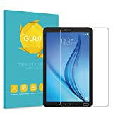 Fintie Samsung Galaxy Tab E 9.6 Panzerglas Schutzfolie - Klar HD 9H stark kratzfest Hartglas Displayschutzfolie Glasfolie Screen Protector Displayschutz Folie Displayfolie für Samsung Galaxy Tab E T560N / T561N 24,3 cm (9,6 Zoll) Tablet-PC