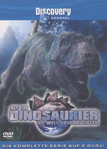 Bild von Als die Dinosaurier die Welt beherrschten [2 DVDs]