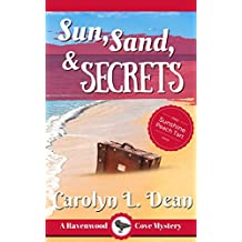 SUN, SAND, and SECRETS: A Ravenwood Cove Cozy Mystery (English Edition)