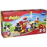 LEGO - El desfile de cumpleaños de Mickey y Minnie, multicolor (10597)