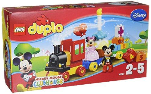 Preisvergleich Produktbild LEGO DUPLO 10597 - Geburtstagsparade