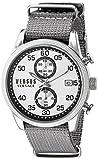 Versus Versace Chronograph Silver Dial Men's Watch-S66070016