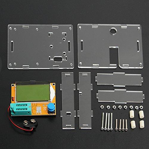 Ils - LCR-T4 Mega328 Transistor Tester Diode Triode Kapazität Esr Meter mit Shell