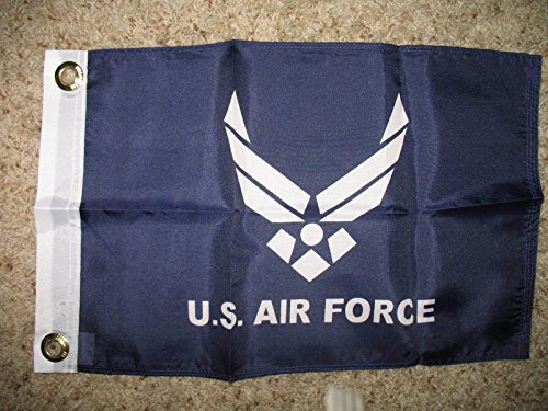 us-air-force-wings-12x18-boat-flag-indoor-outdoor-by-flag