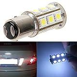 vanpower 2New 115718SMD 5050LED Auto Drehen Licht Bremslicht Rückfahrkamera Leuchtmittel