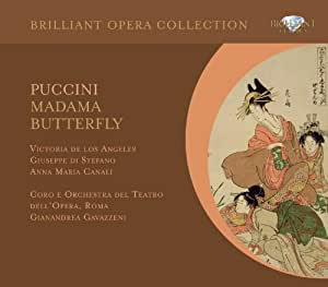 Brilliant Opera Collection: Madame Butterfly