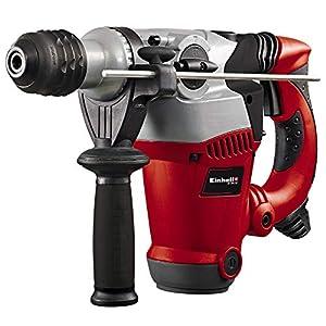 Einhell RT-RH 32 – Martillo Perforador, 3.6 W, 230 V, color Rojo/Negro, 340 x 135 x 345 mm