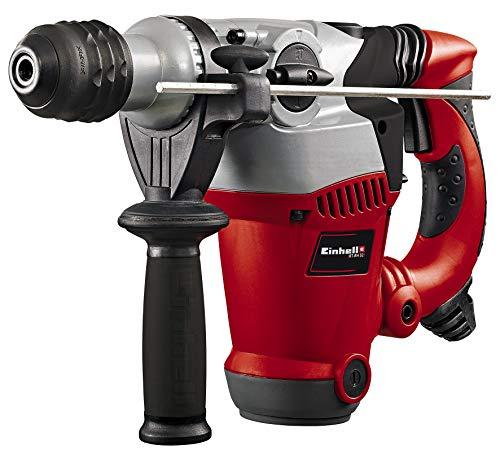 Einhell RT-RH Martillo perforador, 3.6 W, 230 V, Rojo/Negro, 340 x 135 x 345 mm ref. 324258440