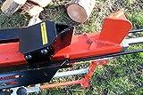 Forest Master FM16T Fendeur de bûche électrique robuste Avec support et lame duo