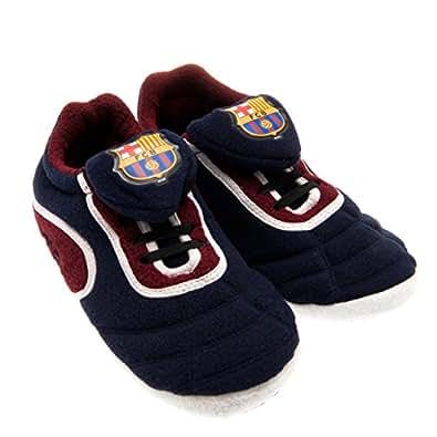 Chaussons Pantoufle enfant FC Barcelone type Chaussures de foot - 38-39