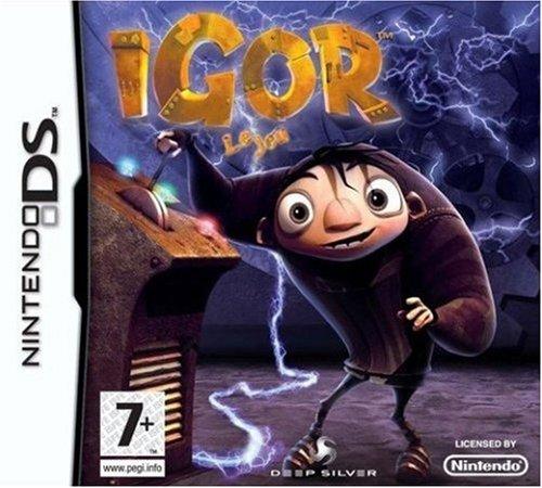 Igor (Ds Spiele Gesellschaftsspiele)
