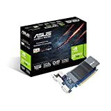 ASUS GeForce GT 710 1 GB DDR5, Scheda Video Low Profile per HTPC Compatti e Build Low Profile, Incluso Bracket Aggiuntivo I/O