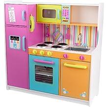 Kidkraft 53100 - Cocina grande y brillante de lujo