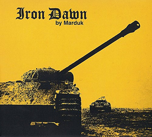 Marduk: Iron Dawn (Audio CD)